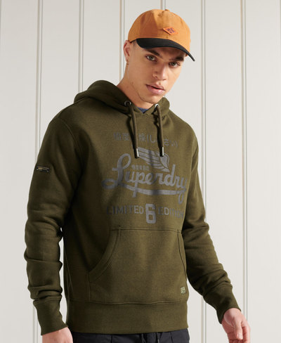 Military Graphic Hoodie