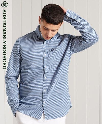 Organic Cotton Classic University Oxford Shirt