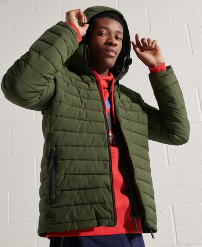 Hooded Fuji Jacket