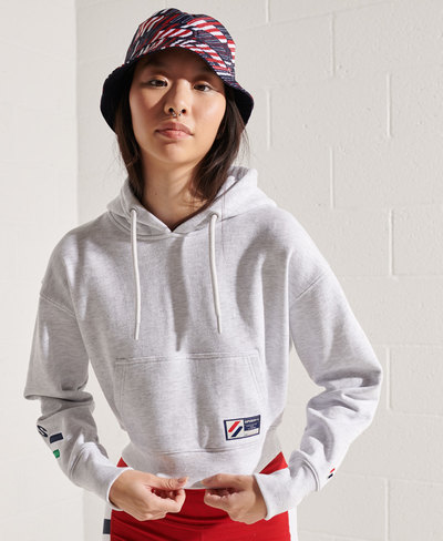 Sportstyle Graphic Boxy Hoodie
