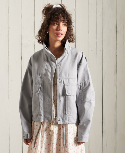 Bora Cropped Jacket
