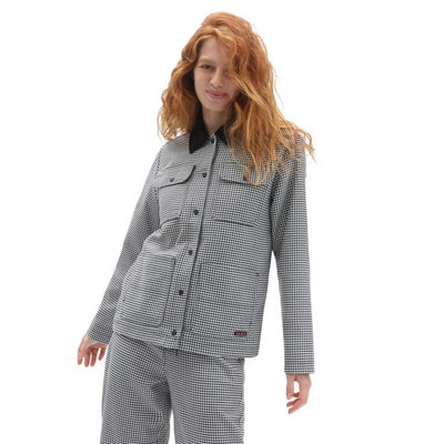 Well Suited Drill Chore Coat