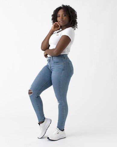 Levi's ® Curvy Super Skinny Quebec High