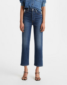 Levi's® Women's Ribcage Straight Ankle Jeans