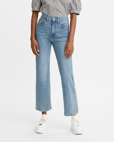 Levi's® Women's High Waisted Cropped Flare Jeans