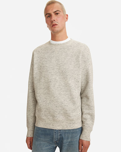 Levi's® Made & Crafted® Men's Relaxed Crewneck Sweatshirt