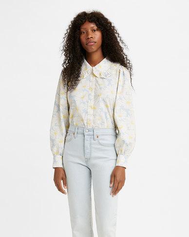 Levi's® Women's Karina Collar Blouse