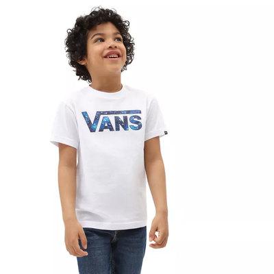 Vans Classic Logo Fill Kids Tee