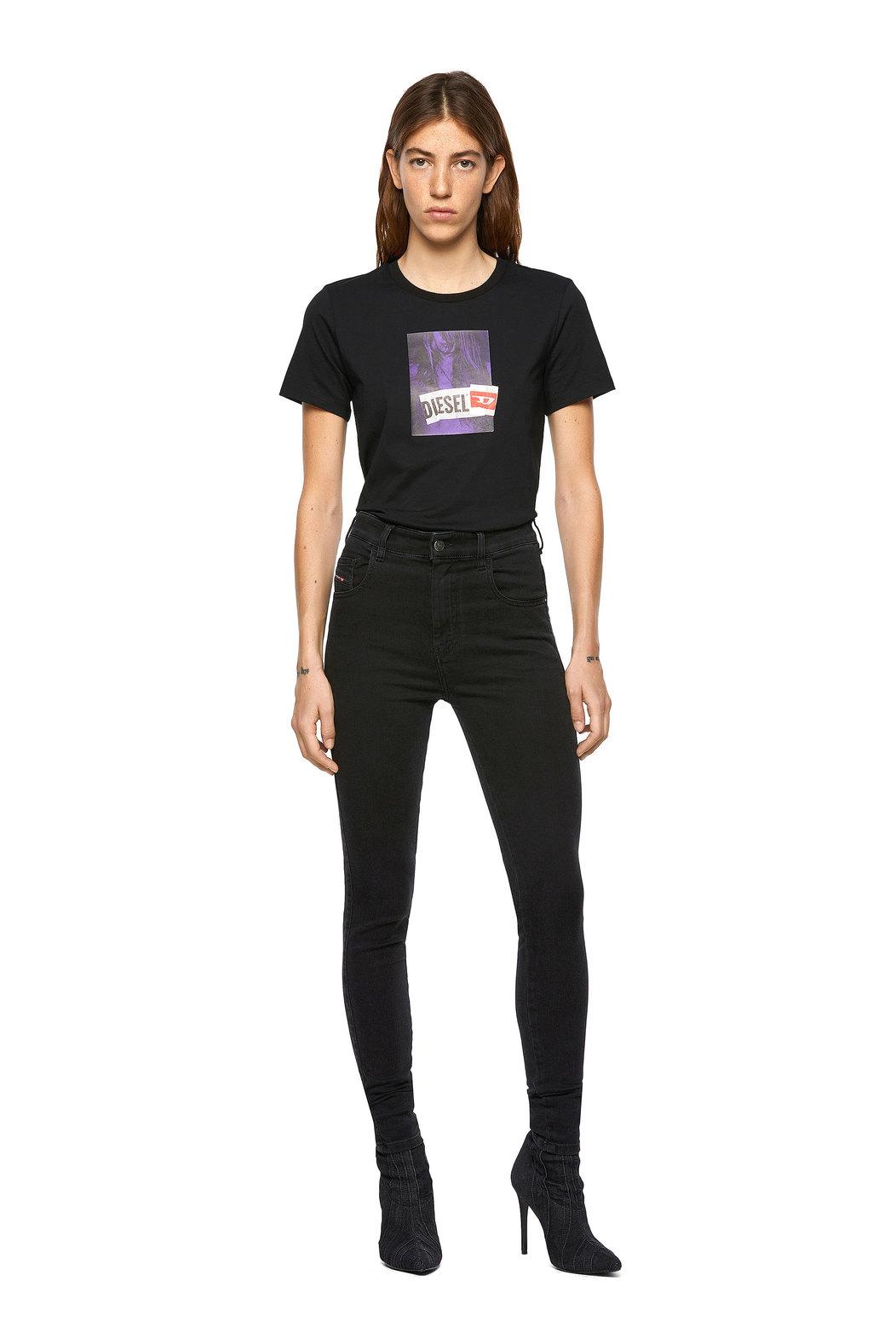 Super skinny - Slandy High Jeans