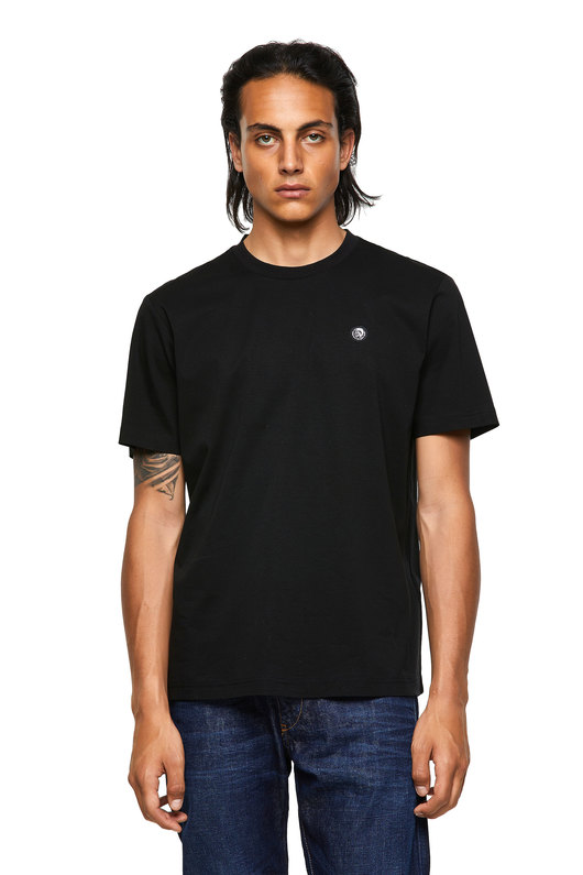 Green Label T-shirt with Mohawk patch