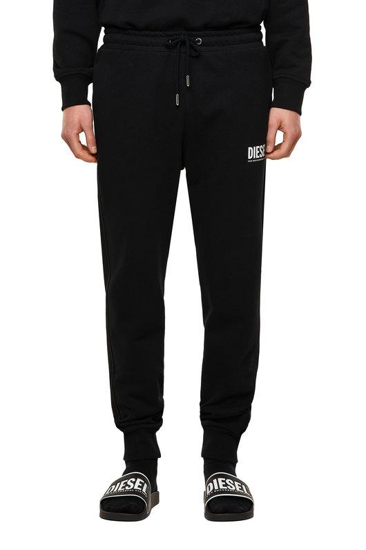 Green Label sweatpants with logo print