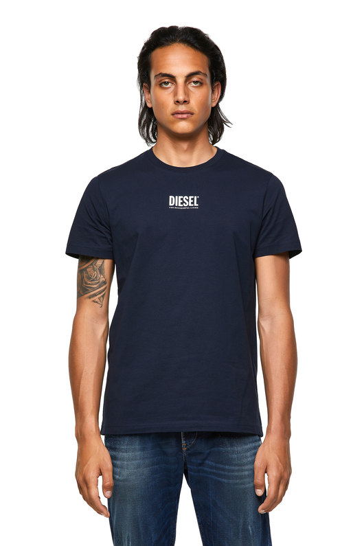 Green Label T-shirt with small logo print