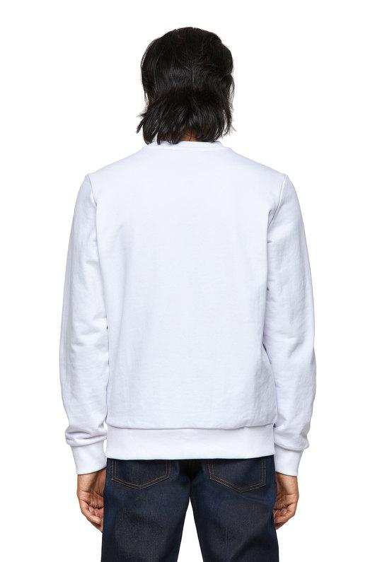 Sweatshirt with Be Brave print