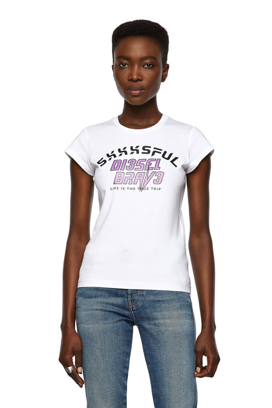 T-shirt with Sxxxsful logo print