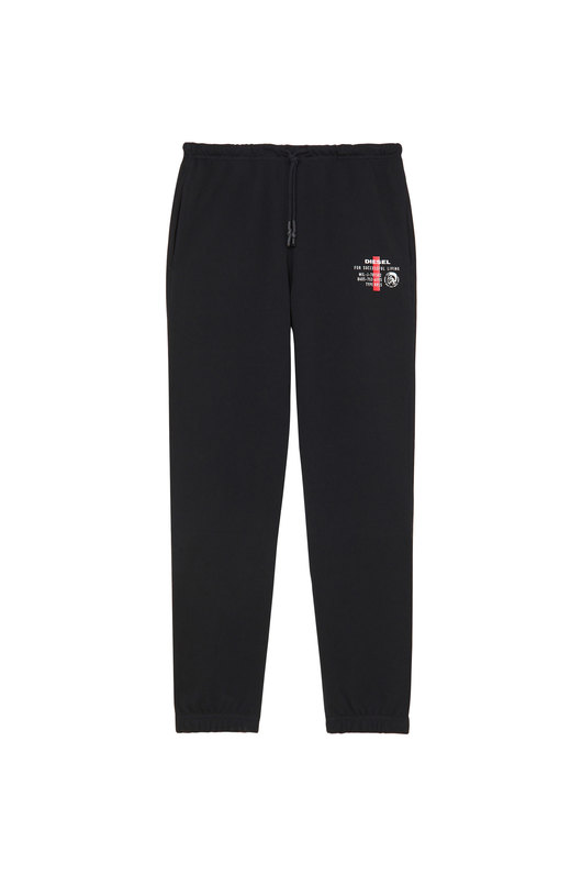Sweatpants with Mohawk logo