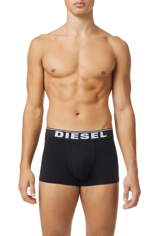 Five-pack of logo waist boxers