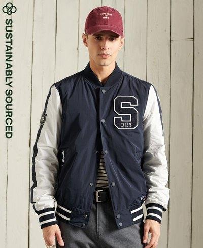 Collegiate Bomber Jacket