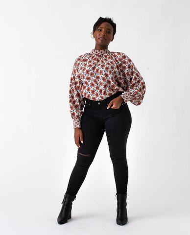 Levi's® Curvy Super Skinny Jeans