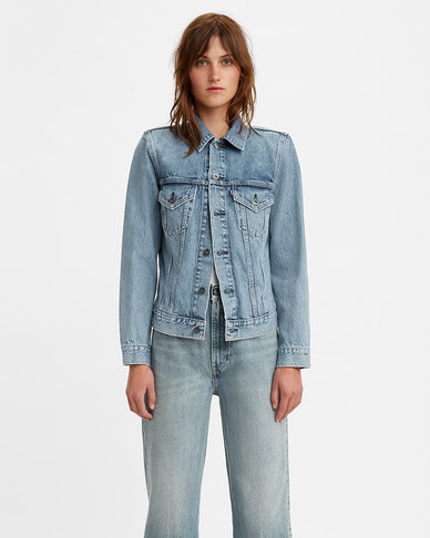 Levi's® Made & Crafted® Women's Strong Shoulder Trucker Jacket