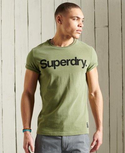 Military Graphic Lightweight T-Shirt