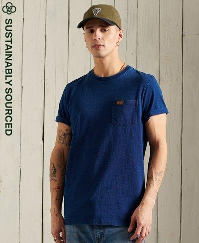 Organic Cotton Workwear Pocket T-Shirt