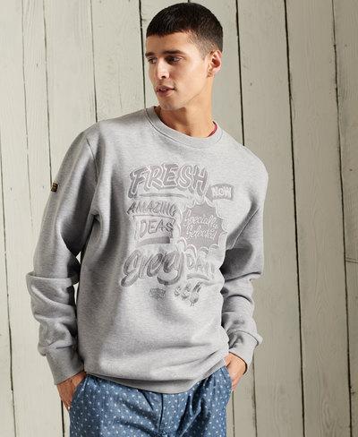 Workwear Crew Sweatshirt