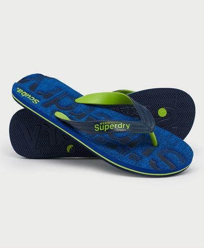 Scuba Grit Flip Flops
