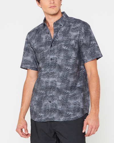 One And Only Palm Trip Woven Shirt