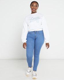 Levi's® Women's Curvy Super Skinny Jeans