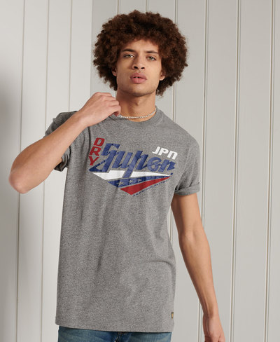 Boho Box Fit Graphic T-Shirt