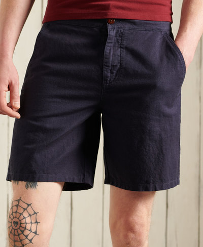 Linen Cali Beach Shorts