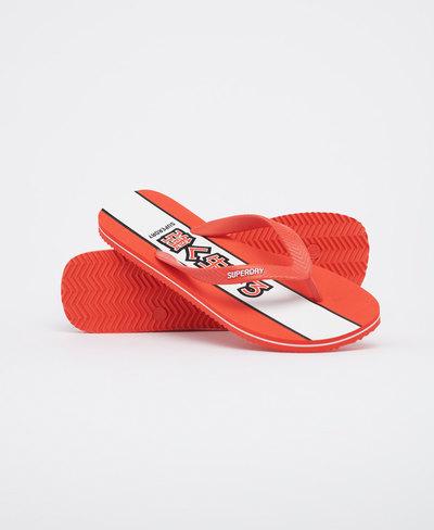 Muay Thai Sleek Flip Flop