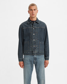Levi's® Made & Crafted® Men's Type II Sherpa Trucker Jacket