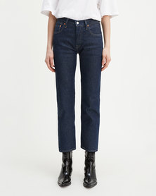 Levi's® Made & Crafted® Women's 501® Original Selvedge Cropped Jeans