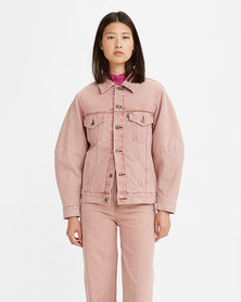 Levi's® Made & Crafted® Women's Wedge Sleeve Trucker Jacket