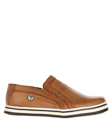 Luciano Rossi Loafers Tan