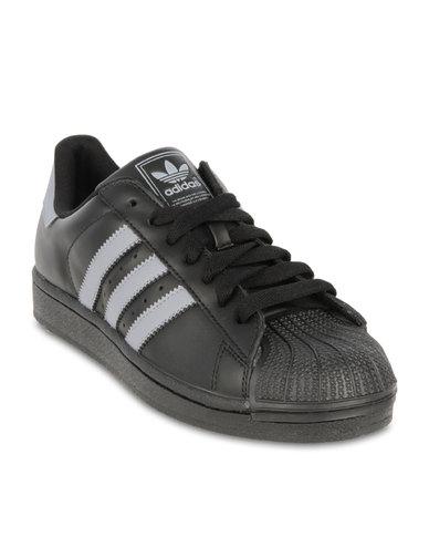 Sneakers Black 2 Superstar Adidas Sneakers Superstar 2 Black Adidas XiTkOPZu