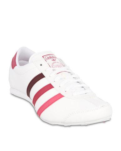 adidas aditrack w formatori zando bianco