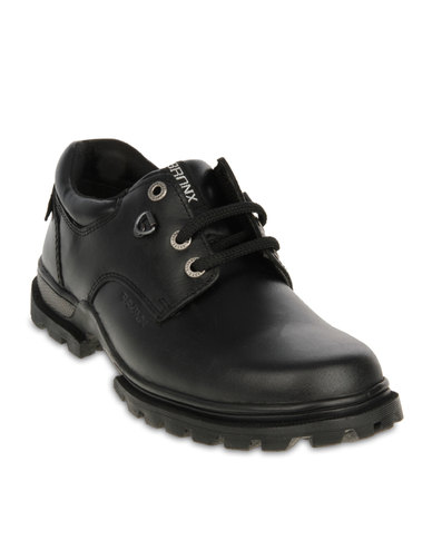 bronx men trap casual shoes black  zando