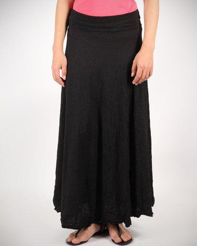 Metalicus long banded skirt dresses