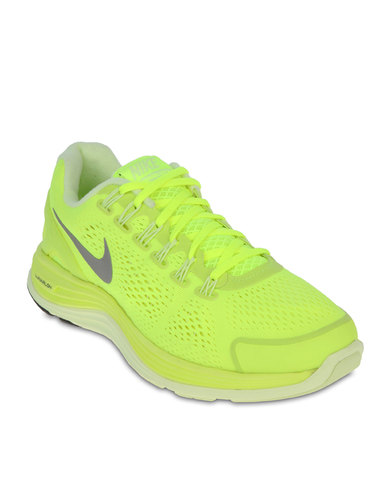 official photos 8c372 3022a Nike Lunarglide Running Shoes Atomic Greean