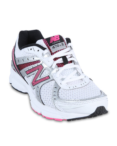 best sell best prices special section New Balance 470 Running Shoes White