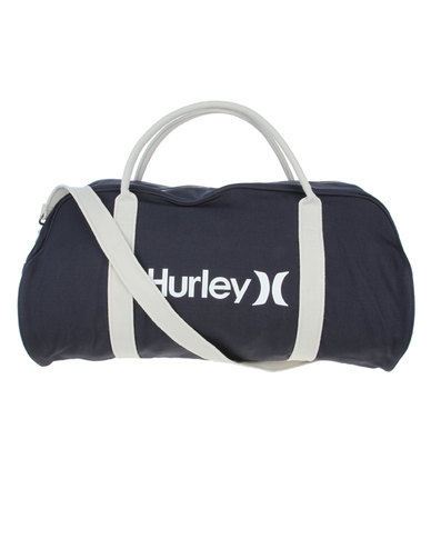 Hurley Overnight Duffel Bag Quartz Blue   Zando c62fefd99a
