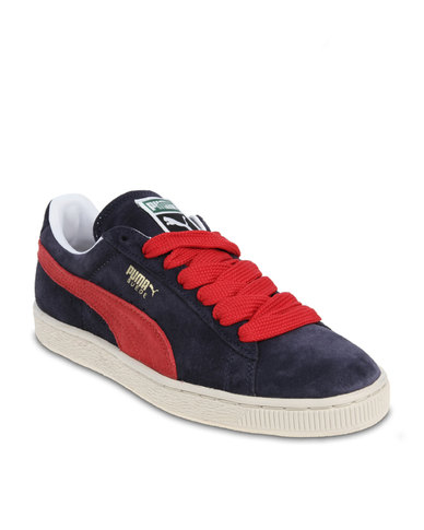 f13707462b8 Puma Suede Classic Eco Sneakers Navy
