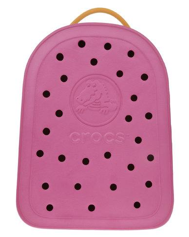 1bdac021c4bac6 Crocs Crocband Backpack 2.0 Pink