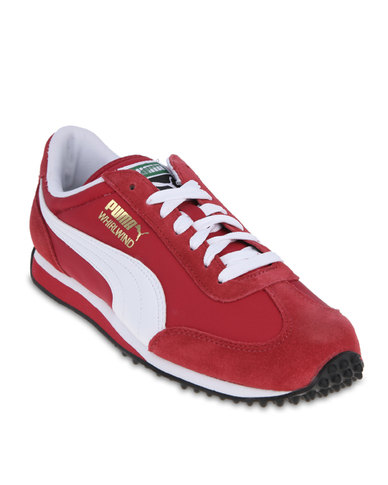 ac23bad5cb7a Puma Whirlwind Classic Sneakers Red