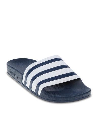 34610fc2d49f adidas Adilette Sandals Blue