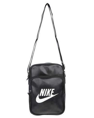 Nike Heritage SI Small Items II Bag Black  fc010e6eff21b