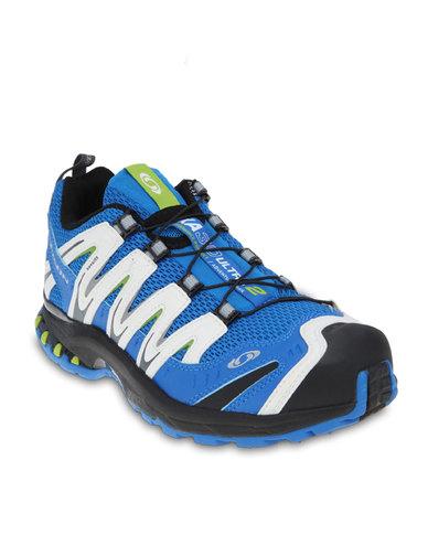 nouveau produit 7bc0c a6c49 Salomon Xa Pro 3D Ultra 2 Trainers Blue