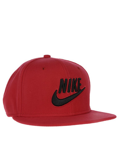 Nike The True Snapback Cap Red  241e7c96f86
